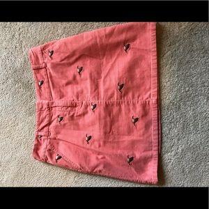Vintage J. Crew corduroy skirt